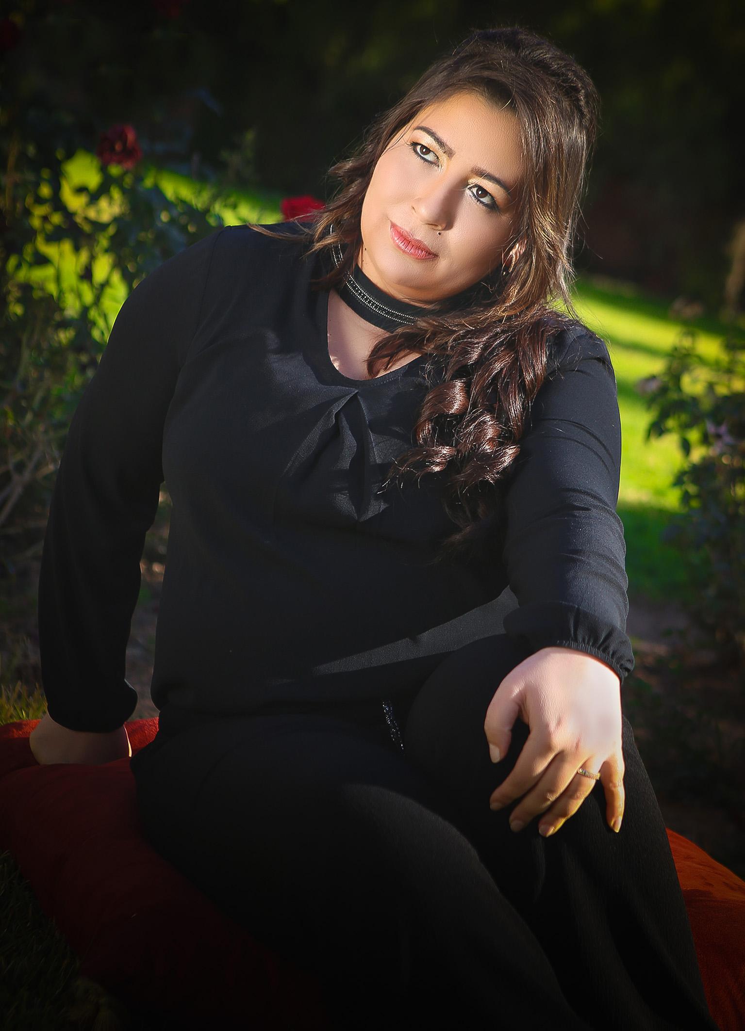 """نسيمة محمد تحضر لأغنية جديدة بعنوان """" كنت نقول """""""