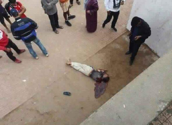 وفاة شاب إثر سقوطه في كورنيش الجديدة