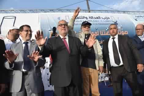 بنكيران: إذا خسر العدالة والتنمية الانتخابات التشريعية أرض الله واسعة