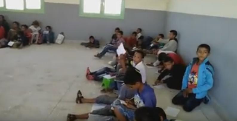 تلاميذ م م أولاد مسعود يناشدون المسؤولين عن قطاع التربية والتعليم من أجل إنصافهم