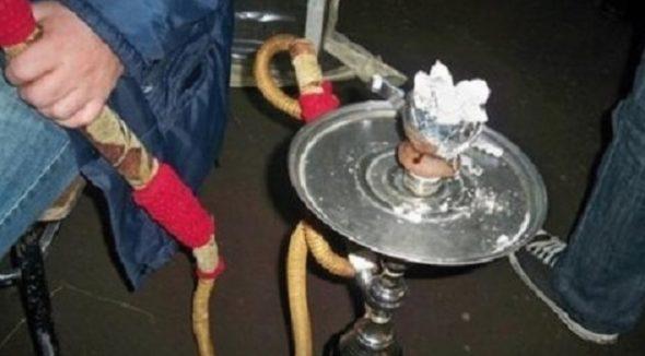 مقاهي الشيشة بدون رقابة (بجماعة موﻻي عبد الله) الجديدة
