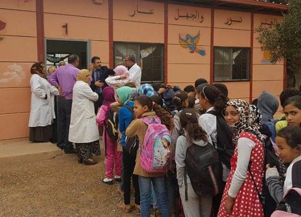 """وفاة تلميذة في ظروف غامضة بمدرسة """"الوفاق"""" جماعة موﻻي عبد الله (إقليم الجديدة)"""