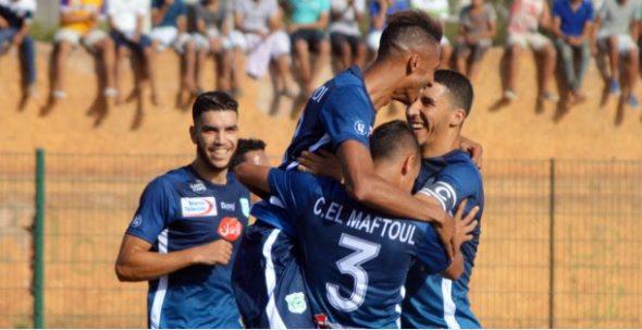 أربعة لاعبين من الدفاع الحسني الجديدي بالمنتخب الوطني