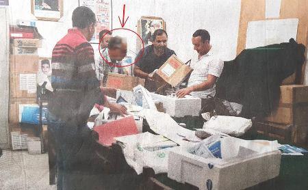 """احمد حصاد يدخل على الخط في قضية جمعية السكري بالجديدة"""""""