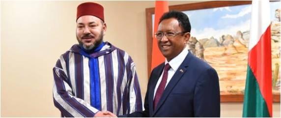 أفريقيا و السياسة الخارجية المغربية : النظرة الاستشرافية  و ضرورات الرجوع إلى الأصل.
