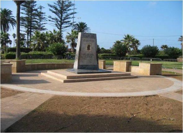صورة  و تعليق…النصب التذكاري أيام زمان