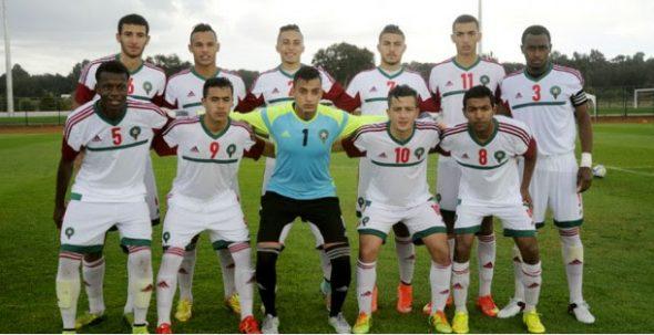 ثلاثة لاعبين من الدفاع الحسني الجديدي بالمنتخب الوطني لأقل من 20 سنة