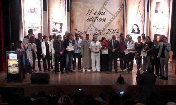 السينما تكريم خاص للمخرج محمد عبد الرحمان التازيالدورة الثالثة عشر للمهرجان الدولي للفيلم عبر الصحراء بزاكورة من 22 إلى 26 دجنبر 2016   النقد السينمائي مكون أساسي في صناعة