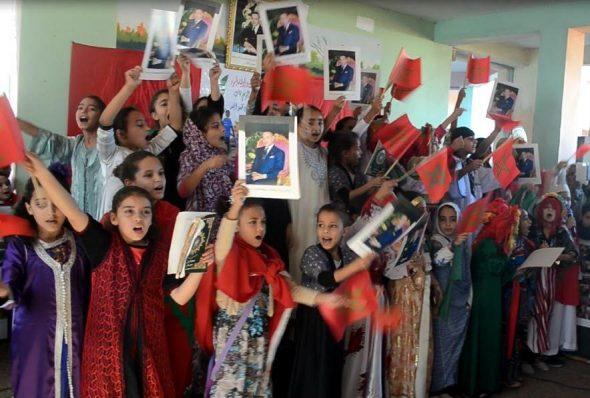 جمعية اباء و أولياء تلاميذ التريعي بنات تحتفل بنهاية الأسدس الأول من سنة 2016-2017