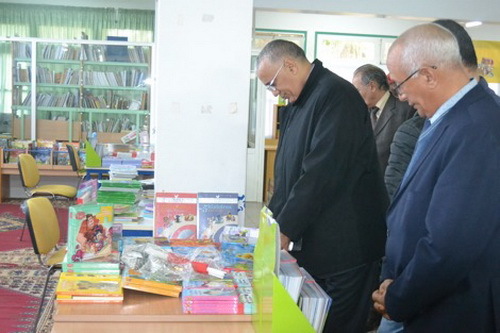 قضاة المجلس الأعلى للحسابات يحطون الرحال بالمديرية الإقليمية للتعليم بالجديدة.
