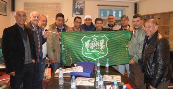 تفعيل بنود الشراكة بين نادي الدفاع الحسني الجديدي وجماعة الحوزية