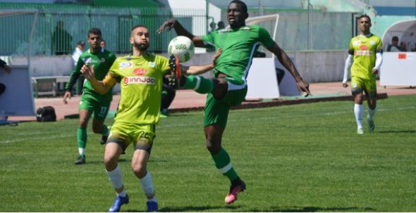 الدفاع الحسني الجديدي يفوز وديا على أولمبيك خريبكة