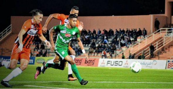 حميد أحداد بالمنتخب الوطني للاعبين المحليين