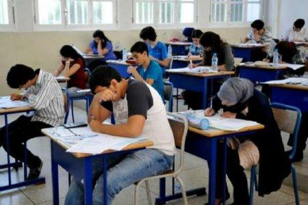امتحانات الباكالوريا  دورة 2018 في شقيها الجهوي و الوطني