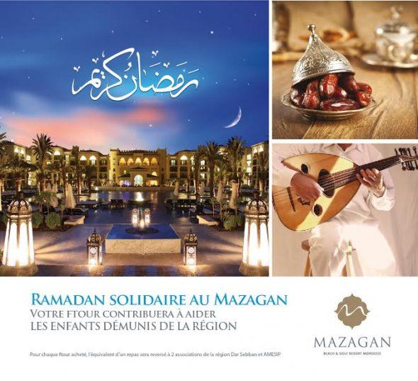 رمضان التضامن بمنتجع مازاكان
