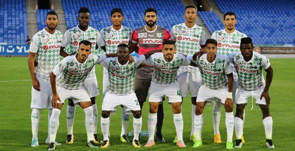 الدفاع الحسني الجديدي يتأهل إلى الدور الموالي من كأس العرش