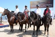 نجاح  الدورة الأولى من الملتقى الوطني للحصان البربري والعربي – البربري!