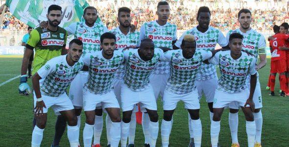 موعد وحكام مباراة الدفاع الحسني الجديدي وسبور بيساو بنفيكا