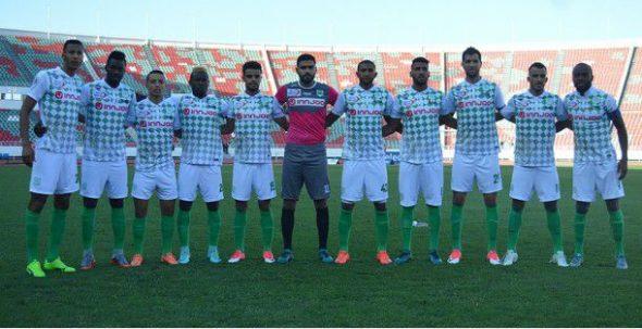 الدفاع الحسني الجديدي يحتفض بلون قميصه الرسمي في نهائي كأس العرش