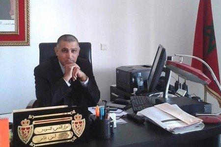 """والي الأمن نورالدين السنوني """"مديرا لأمن الموقع"""" بالجرف الأصفر"""