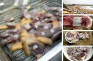 مطعم فاخر يقدم وجبات بلحوم فاسدة في منتجع سيدي بوزيد السياحي