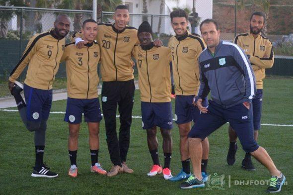 دوري أبطال أفريقيا  طاليب: سنتحدى كل المعيقات أمام فيتا كلوب