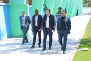 لجنة من الكاف تزور الجديدة لتفقد ملعب العبدي