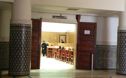 أخبار العدالة بالجديدة 10 سنوات سجنا نافذا لمتهم باحتجاز امرأة و الاعتداء عليها