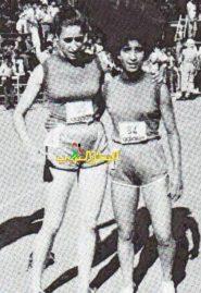 البطولة العربية ال لألعاب القوى للكبار بمصر