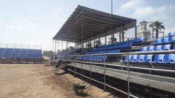 الجديدة تستعد لاحتضان دوري كرة القدم الشاطئية