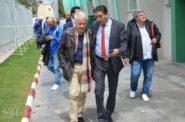 """أكاديمية """"BONTAZ"""" الفرنسية لكرة القدم في زيارة لفريق الدفاع الحسني الجديدي"""