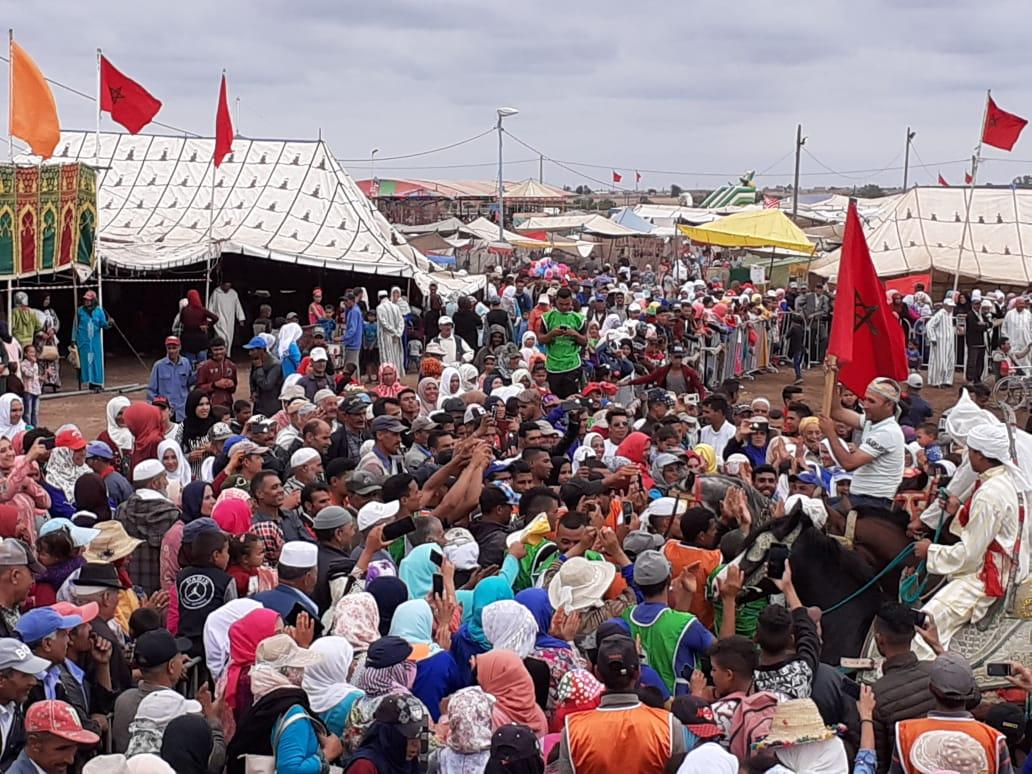 الجديدة – زاوية سايس… اختتام فعاليات مهرجان سيدي امحمد الطيبي