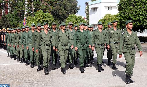 00 9 مدعوا للخدمة العسكرية بإقليمي الجديدة وسيدي بنور يلتحقون قريبا بثكنات (BLIR) بالدارالبيضاء