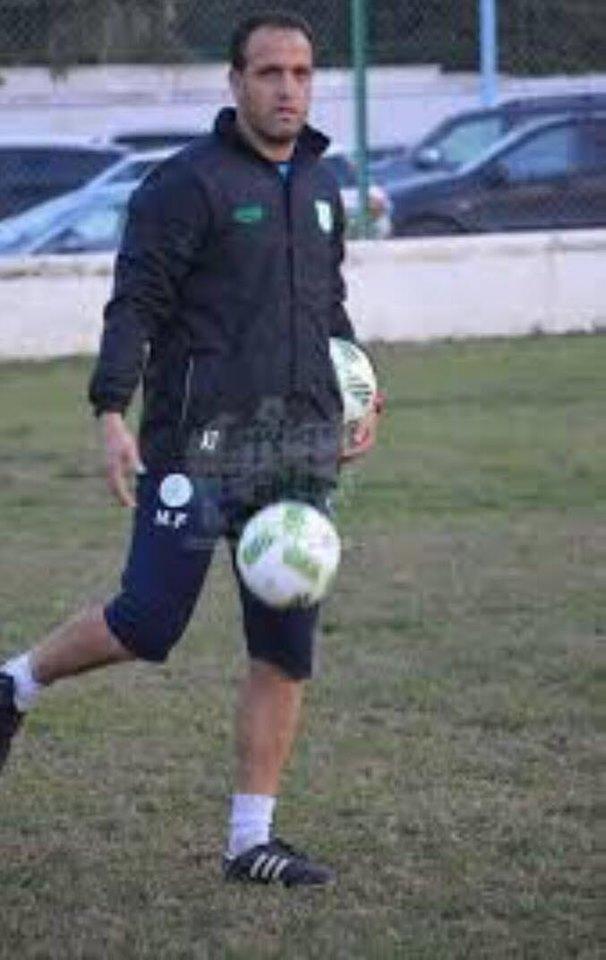 محمد فضلي مدرب لفريق الرجاء الجديدي