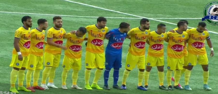 الرجاء البيضاوي يفوز على مضيفه نهضة الزمامرة ب 2 – 1