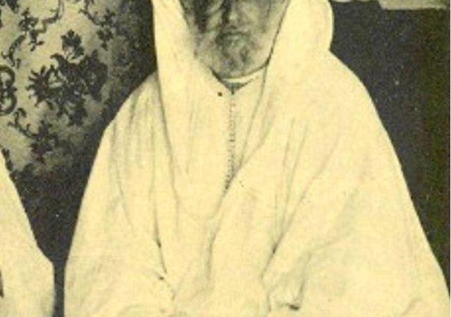 علال بن ابراهيم بن اضْوِيوْ القاسمي الباشا الذي عاصر أربعة ملوك