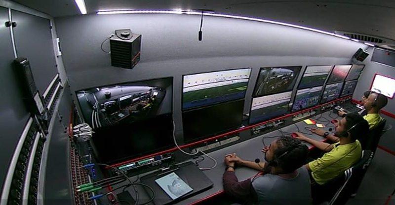 """اعتماد تقنية """" الفار """" بشكل رسمي في البطولة الإحترافية المغربية ، والبداية بمقابلة اتحاد طنجة و الفتح الرباطي ."""